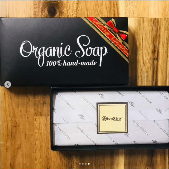 Organtra® Soap No.™ twin pack.