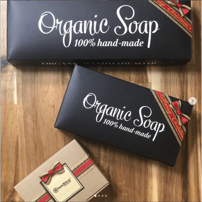 Organtra® Soap No.™ packaging